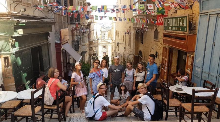 Языковой лагерь Мальтийские каникулы, Мальта / Международные ...