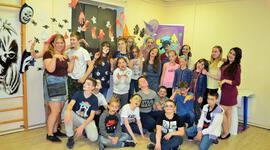 Языковой лагерь English Fun фото