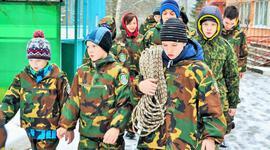 Три дня в спецназе (лагерь выходного дня ) фото