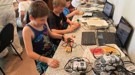 Лагерь робототехники RoboCamp  фото