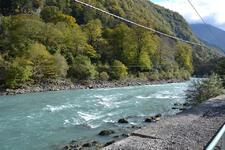 Пятидневный тур по Дикой рыбалке в горных реках восточной Абхазии фото