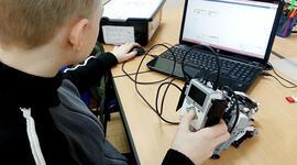 Курс робототехники Lego EV3 Mindstorms (1 курс) для детей от 8 до 10 лет фото