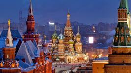 Автобусный тур 3: Приём в Москве для школьников (4 дня) - любые даты фото