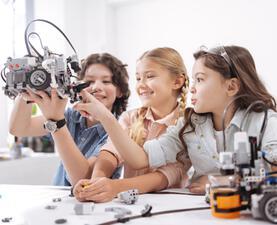 курсы для детей фото