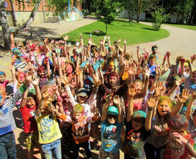 Детские лагеря в регионах фото