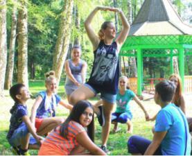 Детские лагеря выходного дня фото