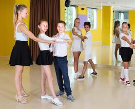танцевальные лагеря фото