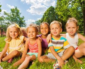 лагеря для маленьких детей фото